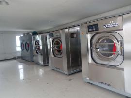 工业用水洗机100公斤布草毛巾全自动洗脱机酒店宾馆专用洗衣机