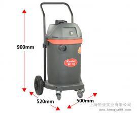 凯叻GS-1245工业吸尘器吸水吸木屑吸油