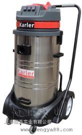凯叻GS3078S工业吸尘器吸水吸木屑吸铁屑小碎石