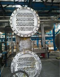 反应釜清洗化工设备搪瓷反应釜清洗维修电话0537-2500020