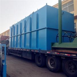 食品厂地埋一体化污水处理设备 高浓度含盐废水处理设备