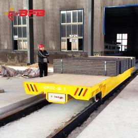362吨车间轨道车284吨卷电缆电动平板车及蓄电池轨道平板车生产