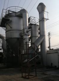 50吨熔炼炉烟气治理设备