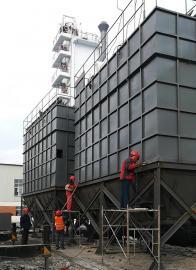 电解炉储存仓除尘系统