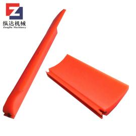 皮带机专用清扫器 聚氨酯刮板