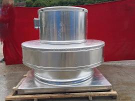 铝制屋顶离心风机RTC-900-5.5 配设重力止回阀