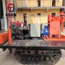 履带式注浆钻机WSS工法