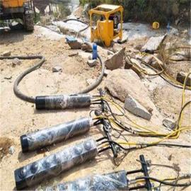 矿洞开采掘进用愚公斧岩石分裂棒劈裂器