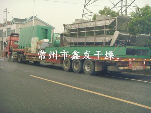 百合专用带式干燥机