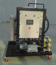 过滤器ZLYC-25e汽轮机油再生真空过滤机