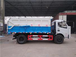 无泄漏密封好5吨6吨污泥运输车-污水厂拉污泥车价钱
