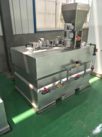 自动泡药机的配置清单/三腔一体PAM投加装置