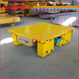 小吨位渣包平板车施工