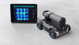 Proceq GPR Live 手持式混凝土3D雷达