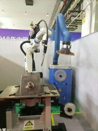 路博LB-SZ系列移动焊接烟尘净化器
