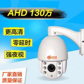 监控器生产公司 黑光日夜全彩网络摄像机 高清监控摄像头