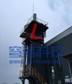 湿式静电除尘器废气处理设备玻璃钢湿电除雾器脱硫塔阳极管