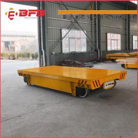 焊装车间转运钢铝热卷材110吨轨道牵引车环保易维护