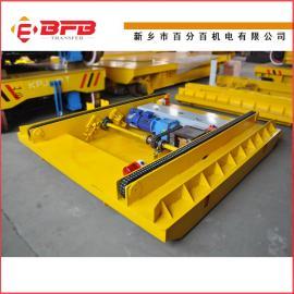 KPJ卷缆滚筒式100吨电动钢渣搬运车安全结实耐用