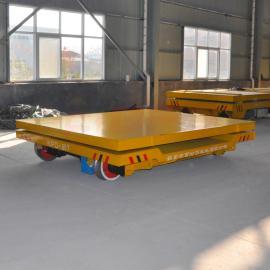 自动化汽车模具转运100吨电动钢渣搬运车安全结实耐用