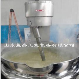 电磁牛肉酱行星搅拌炒锅,刮底搅拌炒锅