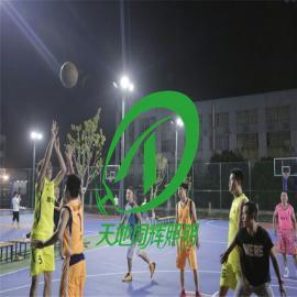 学校室外篮球场照明灯|室外篮球场半场照明灯