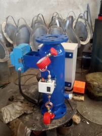 CKG-3L 80自清洗过滤器 全自动刷式过滤器蝶津阀门制造