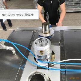 自动烟熏豆干设备,豆干节能环保烟熏炉,