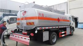 江淮12吨油罐车
