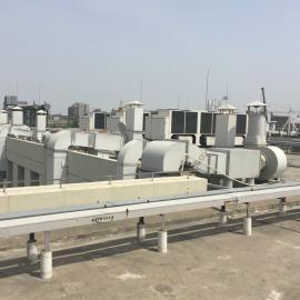 菲恩玻璃钢喷淋塔,用于排放腐蚀性气体,适用于净化处理场所