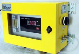 负压壁挂式臭氧气体分析仪