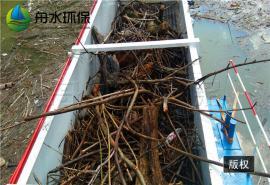 割草船收割水草的优势 供应打捞船 清漂船型号