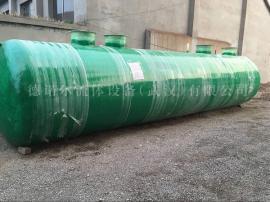 成套污水一体化设备生产
