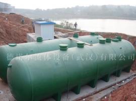 小型废水一体化设备 生活污水处理设备