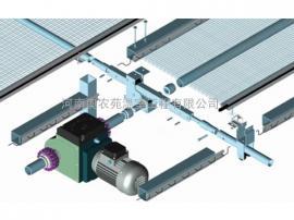 电动遮阳网/智能温室大棚电动遮阳网设计安装