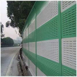 吸声屏,吸声板,彩钢型声屏障,彩钢夹心隔声板