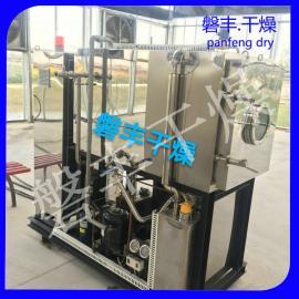 小型低温真空冷冻干燥机 海带贝类冷冻干燥 实验室冻干机