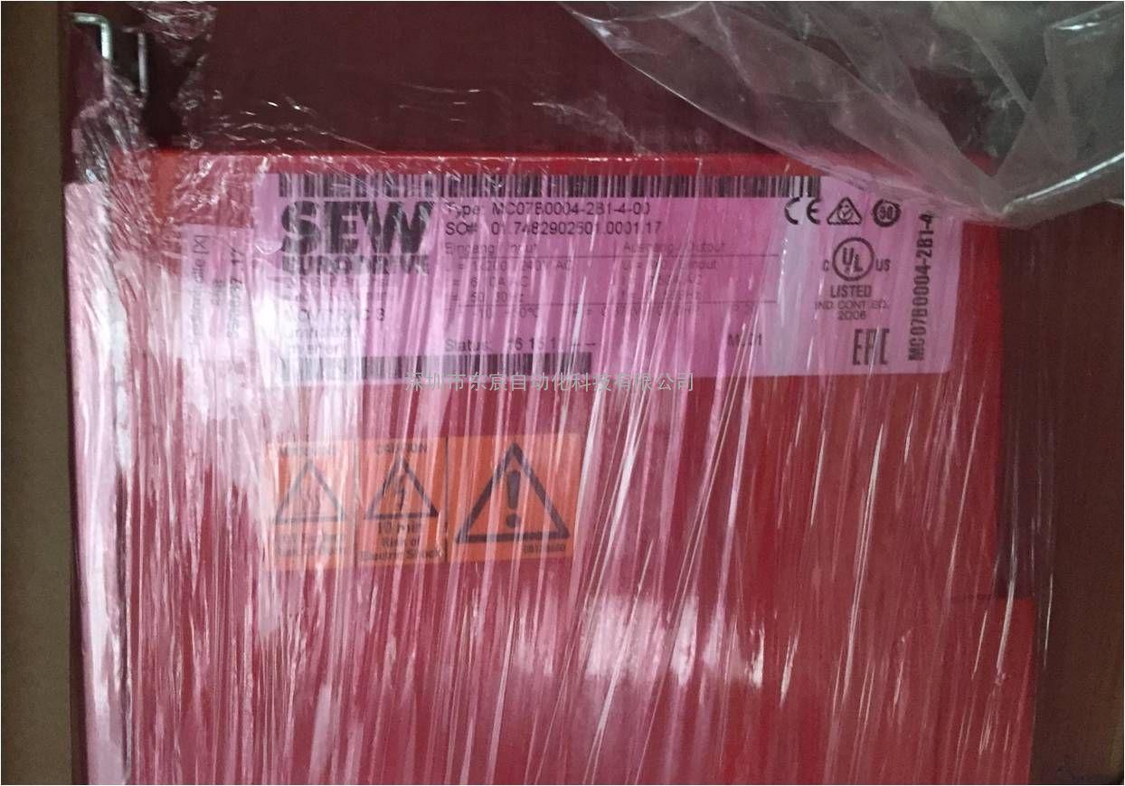 德��sew��l器MDX61B0450-5A3-4-00/0T全新原�b�M口
