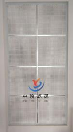 硅酸钙玻纤板 天花降噪板 屹晟建材出品 硅酸钙冲孔吸音墙板