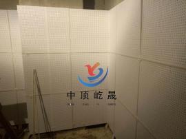 岩棉吊顶板 硅酸钙吸音板 岩棉降噪板 吸声玻纤板 降噪隔音板