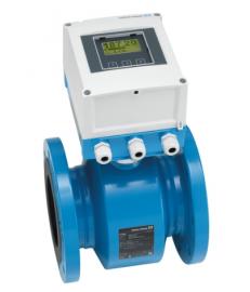 E+H配备防腐认证和智能节电模式电磁流量计