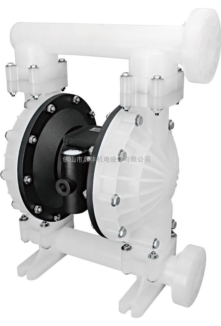 原装正品 美国BSK气动隔膜泵25AL 包装纸箱机械 压铸配比机