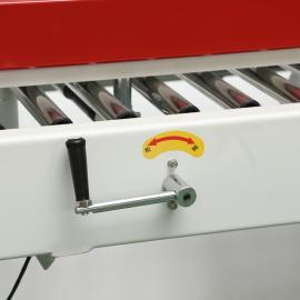 半自动折盖封箱机无人化流水线封箱打包