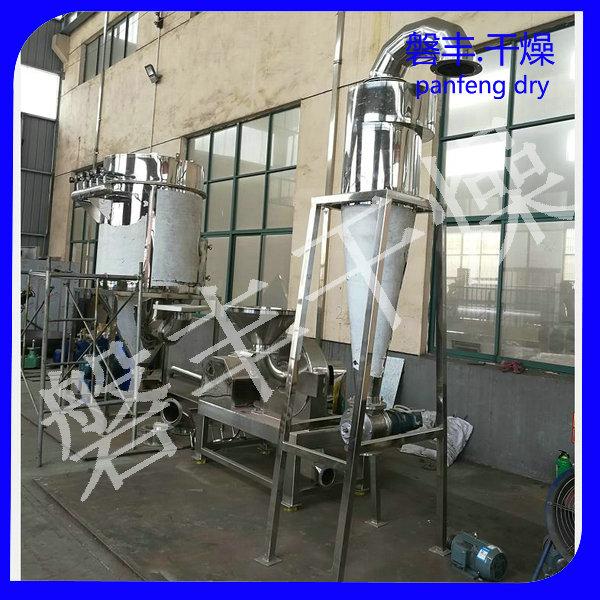 WFJ-18型超微粉碎机报价 WFJ-15型超细磨粉机 80-320目细磨机