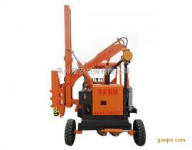 高品质护栏打桩机――莱州双安机械