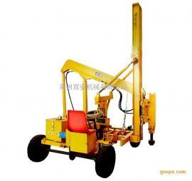 山地可用公路打桩机――莱州双安机械