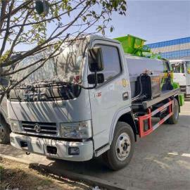 东风4方餐厨垃圾回收车厂家