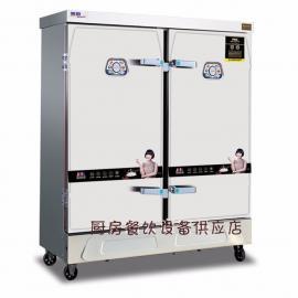 滨博美厨蒸饭车 MCKZ-H24 24盘豪华型蒸饭车 馒头 商用电蒸箱