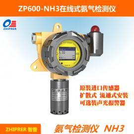 24小时在线式 / 固定式氨气气体检测仪 报警器