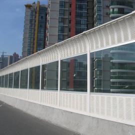 高速公路铁路百叶孔隔音声屏障工厂冷却塔小区吸声降噪隔音屏